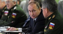 Tổng thống Putin tiết lộ lý do Nga cắt giảm chi tiêu quốc phòng