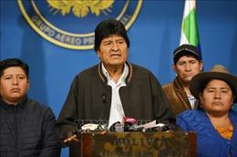 Thế giới tuần qua: Khủng hoảng chính trị ở Bolivia; Hội nghị BRICS khai mạc
