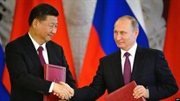 Nga-Trung dự thảo kế hoạch mới để giải quyết căng thẳng trên Bán đảo Triều Tiên