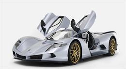 Siêu xe điện phá kỷ lục tăng tốc nhanh nhất thế giới
