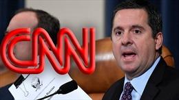 Nghị sĩ Cộng hòa kiện CNN 435 triệu USD vì đưa 'Fake News'