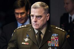 Tướng cấp cao Mỹ bất ngờ thăm Israel