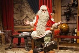 Đến thăm nơi ở trên Trái Đất của ông già Noel