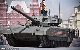 Sáu nước muốn mua dòng xe tăng mới nhất T-14 Armata của Nga