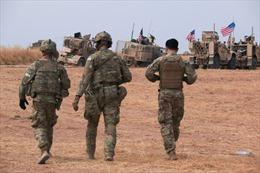 Quân Mỹ tại Syria cảnh giác cao độ, dịch chuyển sát biên giới Iraq