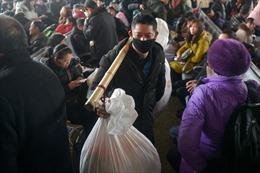 Hàng trăm triệu người Trung Quốc bắt đầu đợt di cư lớn nhất hành tinh