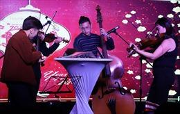 Dàn nhạc giao hưởng Sài Gòn gây ấn tượng tại Đức