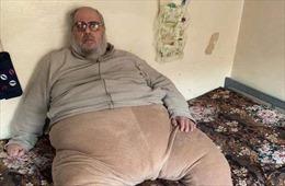 Quân đội Iraq dùng xe tải chở thủ lĩnh IS mắc chứng béo phì