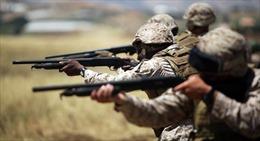 Lầu Năm Góc cân nhắc điều quân Mỹ từ châu Phi sang Thái Bình Dương