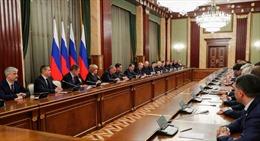 Nga không thay đổi chính sách đối ngoại sau khi cải tổ Nội các
