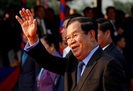 Thủ tướng Campuchia Hun Sen thăm Trung Quốc