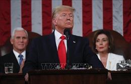 Những nội dung chính trong Thông điệp Liên bang 2020 của Tổng thống Trump
