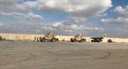 Mỹ điều động hơn 50 xe quân sự từ Iraq sang Syria