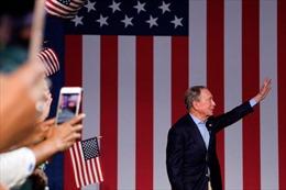 Bầu cử Mỹ 2020: Tỷ phúBloomberg có rời đường đua sau khi 'canh bạc Siêu thứ Ba' 500 triệu USD thất bại