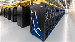 Siêu máy tính nhanh nhất thế giới 'tham chiến' chống dịch COVID-19
