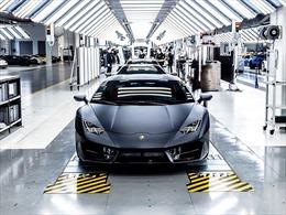 Hãng siêu xe Lamborghini sản xuất khẩu trang chống dịch COVID-19
