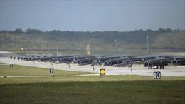 Lý do Mỹ rút toàn bộ 'pháo đài bay' B-52 khỏi đảo Guam