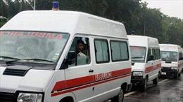 Dùng xe cứu thương đi cưới vợ nhằm né lệnh phong tỏa