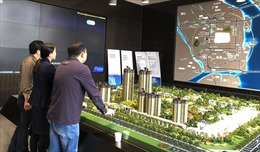 Trào lưu công ty bất động sản Trung Quốc livestream rao bán nhà trên Tiktok