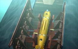 Nga sắp hạ thủy tàu ngầm mới mang siêu vũ khí hạt nhân Poseidon