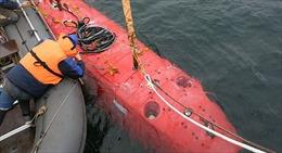 Tàu ngầm tự hành Nga thám hiểm rãnh đại dương sâu nhất thế giới