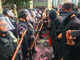 Phong trào Antifa và làn sóng biểu tình tại Mỹ