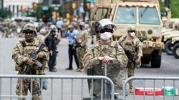 Hơn một nửa dân Mỹ ủng hộ quân đội hỗ trợ cảnh sát giải quyết biểu tình