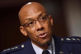 Tham mưu trưởng Không quân da màu đầu tiên của Mỹ: Đúng người, đúng thời điểm