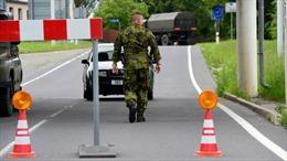 Quân đội Ba Lan vô tình cắm chốt biên giới bên lãnh thổ CH Séc