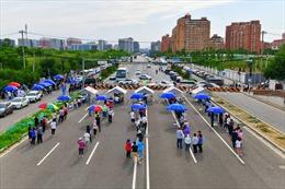 Bắc Kinh đóng cửa công sở, nhà hàng, khách sạn tại khu vực rủi ro cao