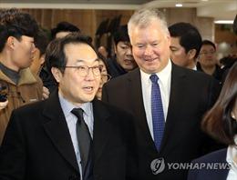 Phái viên hạt nhân Mỹ-Hàn gặp nhau giữa căng thẳng với Triều Tiên