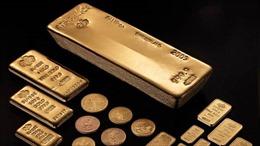 Giá vàng thế giới lập đỉnh kể từ tháng 10/2012