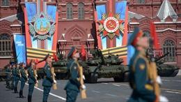 Nga bắt đầu lễ duyệt binh hoành tráng kỷ niệm 75 năm Chiến thắng Phát xít