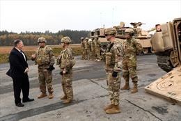 Mỹ sẽ đưa hàng nghìn binh sĩ rút khỏi Đức đến đâu?