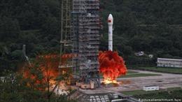 Trung Quốc hoàn thành hệ thống định vị cạnh tranh với GPS của Mỹ
