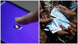 Bang Ấn Độ phát khẩu trang miễn phí cho người xoá ứng dụng Trung Quốc