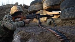 Đấu súng gây đổ máu tại biên giới Armenia- Azerbaijan