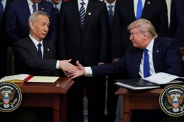 Tổng thống Trump không mặn mà với thỏa thuận giai đoạn 2 cùng Trung Quốc