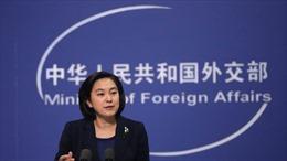 Trung Quốc cáo buộc Mỹ dẫn đầu thế giới về vi phạm nhân quyền