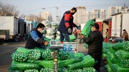 Hết dịch lại đến mưa lũ, người dân Trung Quốc méo mặt vì giá thực phẩm leo thang