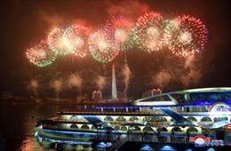 Triều Tiên bắn pháo hoa kỷ niệm Ngày Chiến thắng