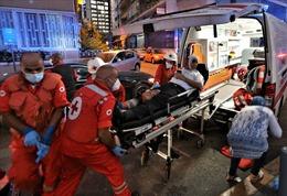 Bị vụ nổ tàn phá nghiêm trọng, bệnh viện Beirut phải đóng cửa, ngừng chữa bệnh