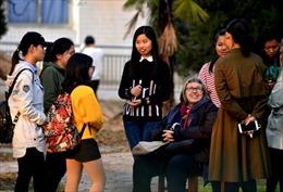 Các trường đại học Mỹ tìm cách giữ chân sinh viên Trung Quốc