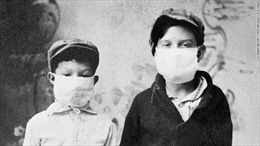 Trẻ em đến trường ra sao trong đại dịch cúm cách đây hơn100 năm?