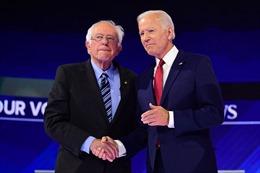 Ông Joe Biden nghi ngạivề sự ủng hộ của cựu ứng viên cùng đảng