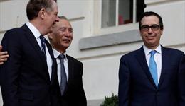Tín hiệu lạc quan từ cuộc điện đàm về thỏa thuận thương mại Mỹ-Trung