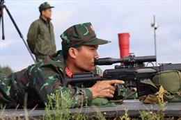 Đội tuyển Bắn tỉa Việt Nam lập thành tích cao tại Army Games chào mừng Quốc khánh