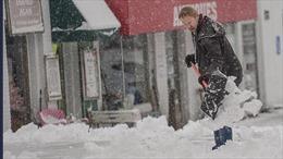 Tiểu bang của Mỹ đón tuyết rơi ngay sau ngày nắng nóng kỷ lục