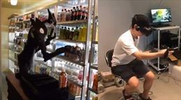 Thiếu lao động trầm trọng, Nhật Bản đưa robot vào siêu thị làm việc
