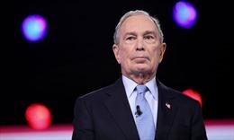 Tỷ phú Bloomberg trả tiền phạt cho tội phạm Florida để bỏ phiếu cho ông Biden